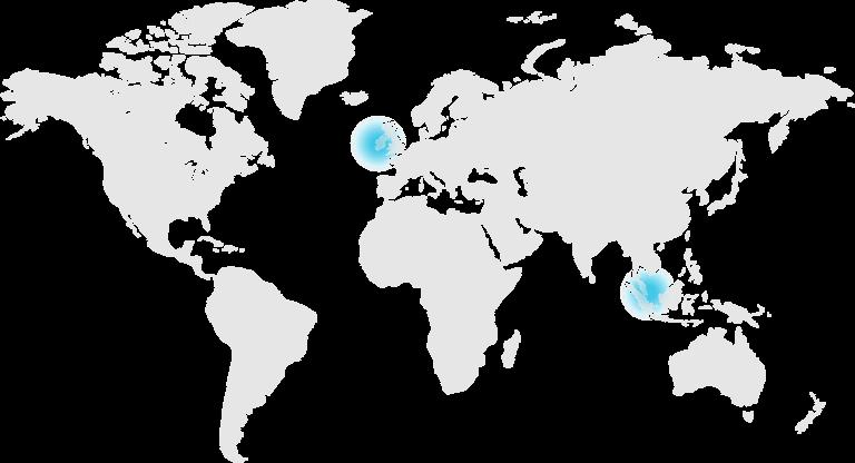 AQF medical map
